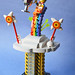 LEGO Movie Trophy - The Cloud Cuckoo Land Rainbow Award for Creativity