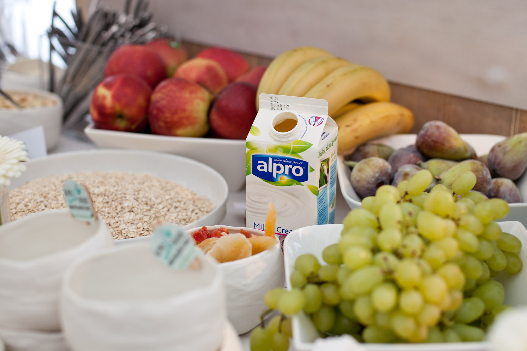 alpro mild mornings