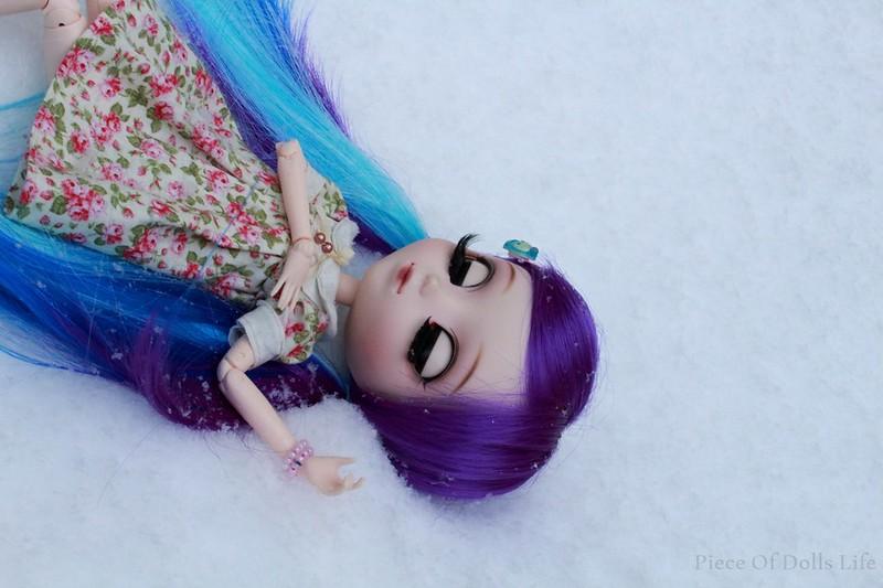 Winter angel#3