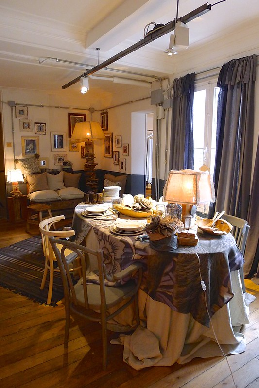 Borgo Delle Tovaglie, Paris