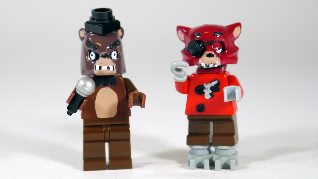 Sets appears in lego five nights at freddy s how to build