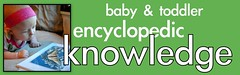Baby & toddler encyclopedic knowledge