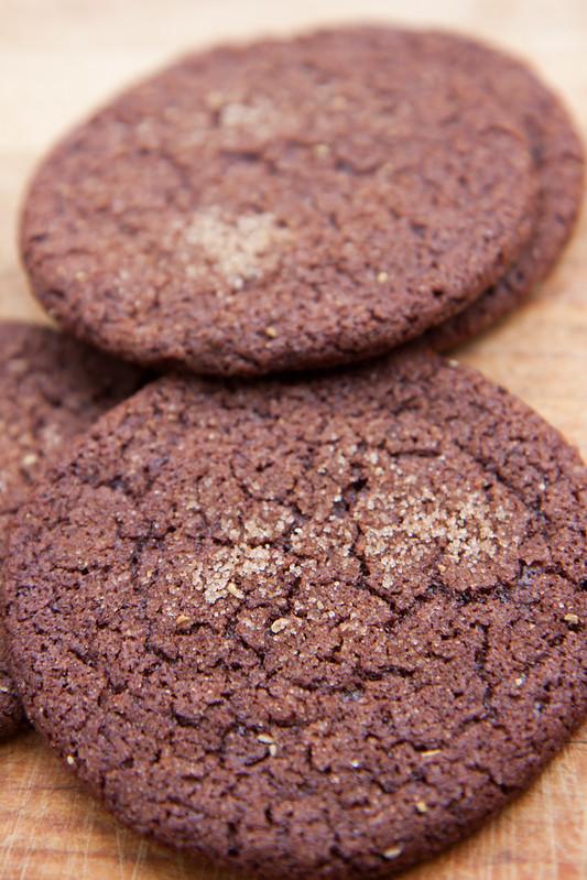 Chocolate Chinese 5 Spice Sugar Cookies | Charleston Spice Blog