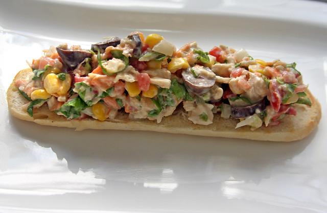 Sandwich de Pollo  (18)