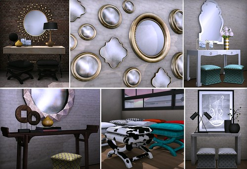The Loft Deco Items