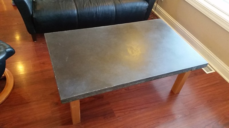 Concrete coffee table builds and project cars forum - Most expensive type of wood ...
