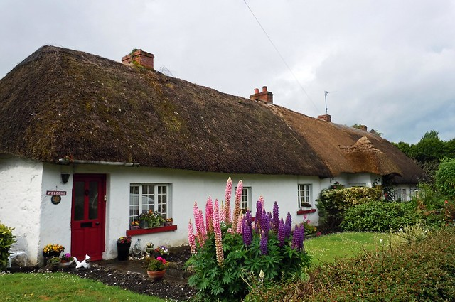 adare thatched house