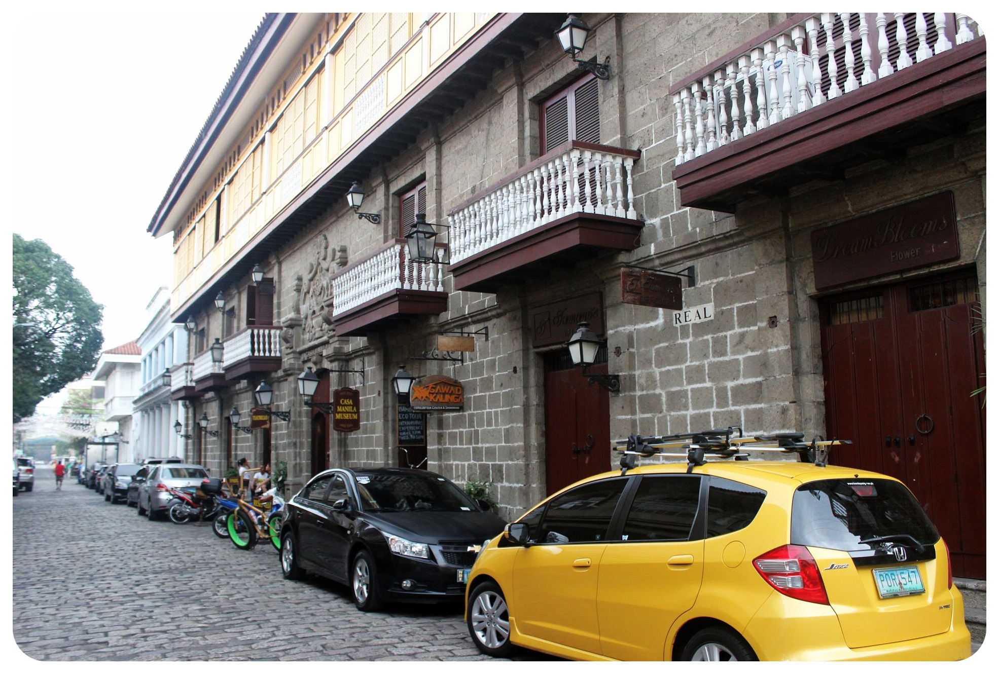 intramuros street manila