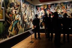 Thomas Hart Benton's America Today Mural