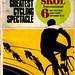 Skol 6 day brochure cover, 1967 by carltonreid