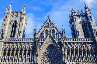 Nidaros Cathedral - Trondheim