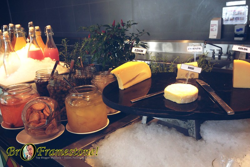 The Eatery, Four Point by Sheraton, Penang