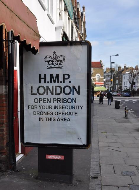 Dr d HMP London Oopen Prison
