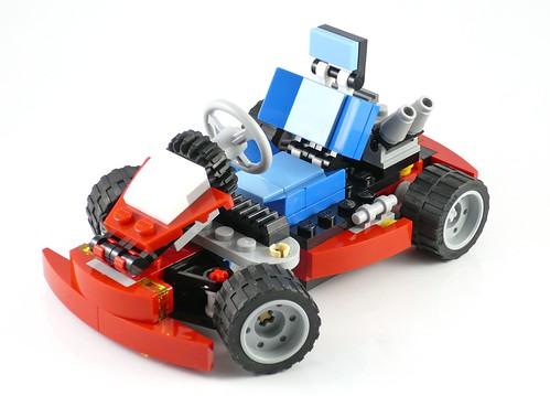 LEGO Creator 31030 Red Go-Kart 02