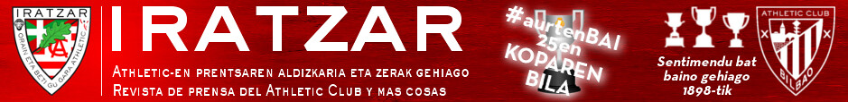 IRATZAR - Athletic Club Bilbao