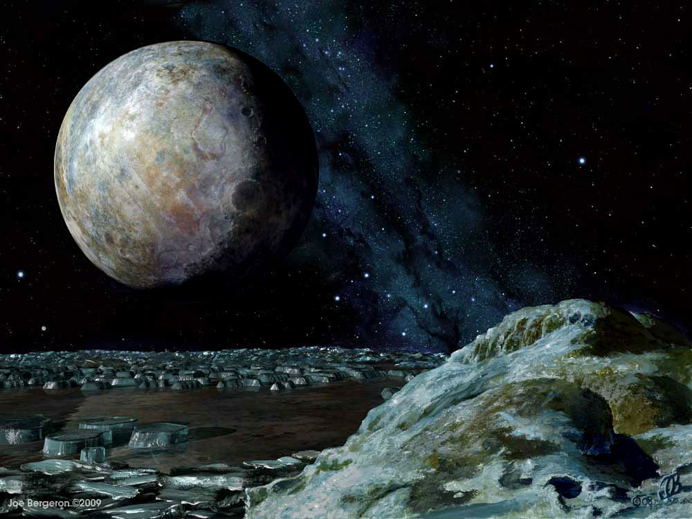 Charon Moon: Amazing Facts You Might Not Know About Solar System's Moons
