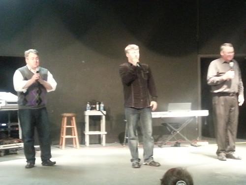Winston County Gospel Music Theater- Double Springs, AL