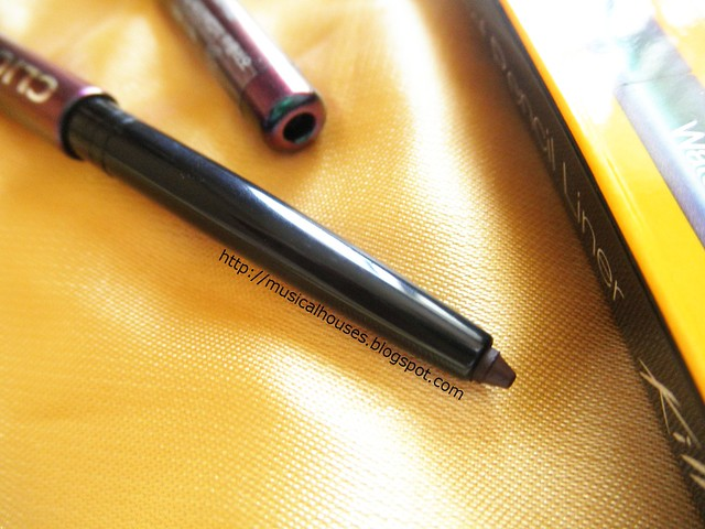 Clio Eyeliners Waterproof Pencil Eyeliner Tip
