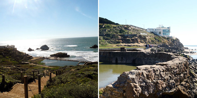 Sutra Baths area