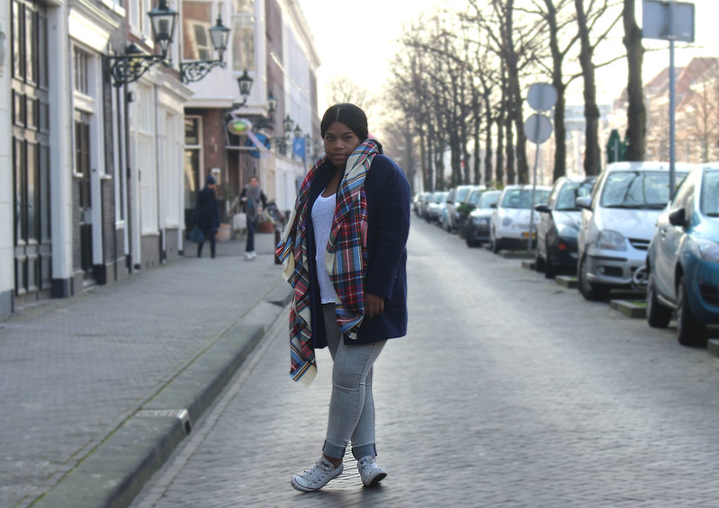converse, black fashion blog, asos, boohoo, zara, h&m, primark, vintage, how to style, street style blog, fashion blogger, oversized, winter fashion, black girls killing it