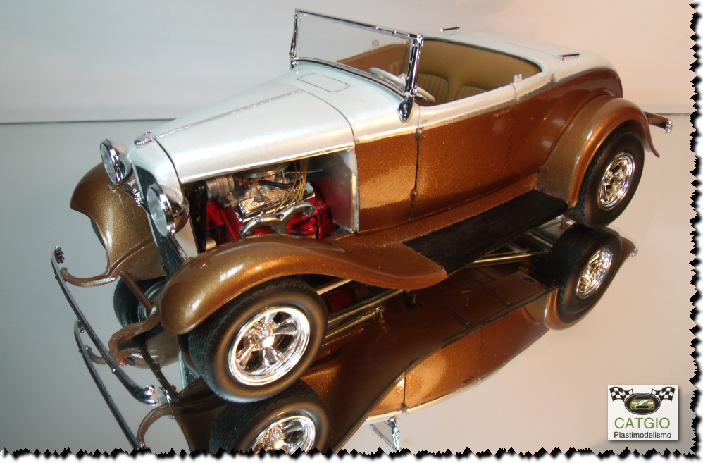 Ford 1932 - Hot Rod >>> Finalizado 07/03/2015 - Página 2 16694177166_0bbb38531d_o