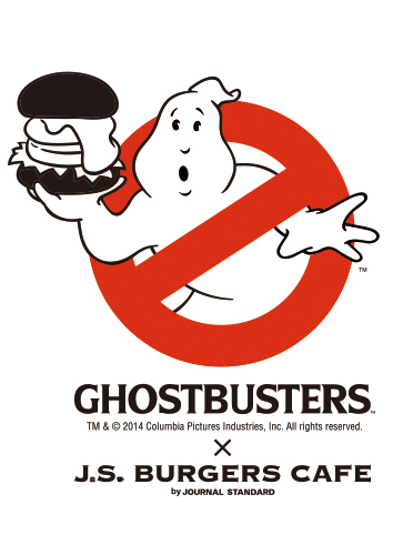《魔鬼剋星》X 「J.S. BURGERS CAFE」期間限定活動又開始了啊!!