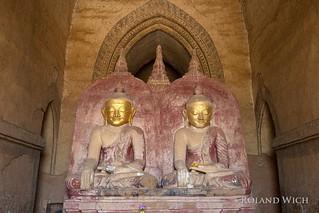 Bagan - Dhammayangyi Temple