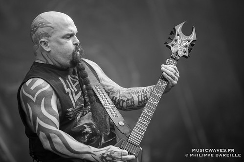 Slayer @ Hellfest 2016, Clisson | 19/06/2015