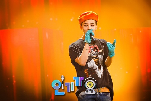 Big Bang - SBS Inkigayo - 10may2015 - SBS - 23