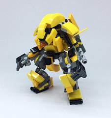 LEGO Robot Mk-3