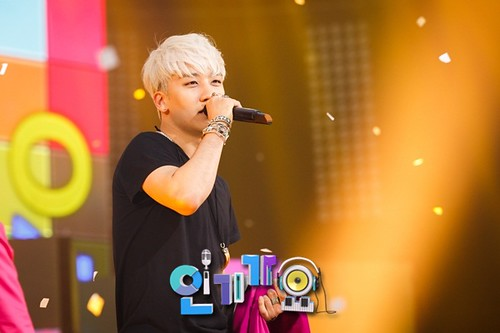 Big Bang - SBS Inkigayo - 10may2015 - SBS - 52