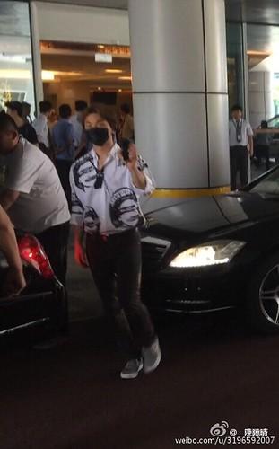 more BIGBANG arrival Shenzhen 2015-08-07 (66)