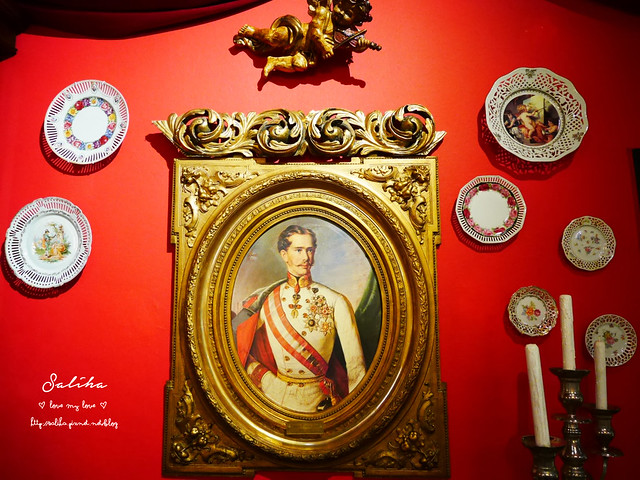 奧地利維也納餐廳推薦Marchfelderhof restaurant紅頂商人 (15)