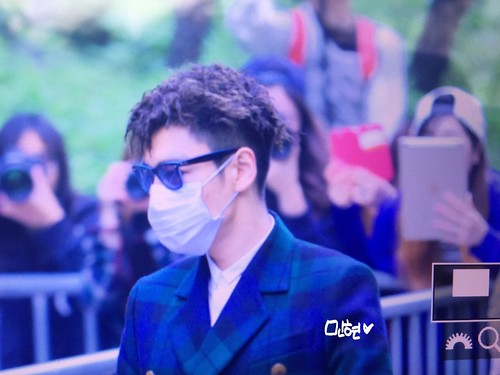 Big Bang - KBS Music Bank - 15may2015 - TOP - minmin725求转运 - 03