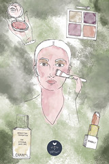 Illustration: Real Beauty, Makeup, and the Soul