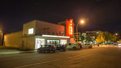 Whitehorse movie theater