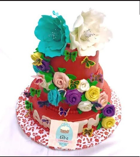Cake by Yaseera Usman
