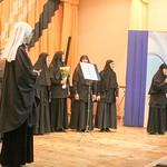 Сестринский Хор Свято-Елисаветинского монастыря (г.Минск) с успехом выступил в Геленджике