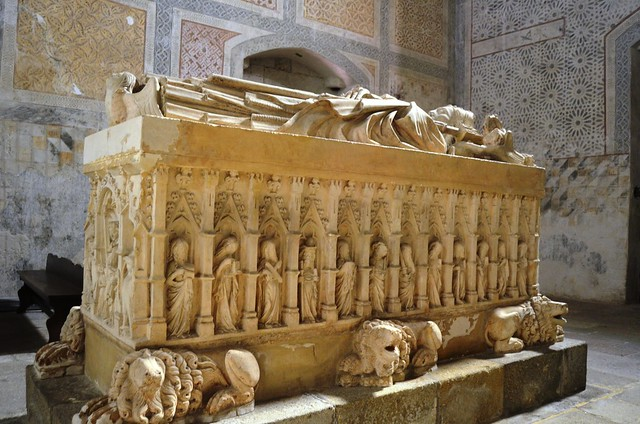 The archbishop's resting place