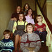Seven Grandkids Christmas 1978 by Travelin' Librarian