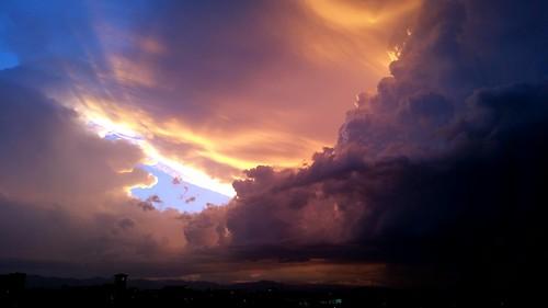 summer mountain storm clouds colorado views apocalyptic