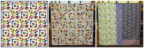 From EQ7 to Quilt - 3xS