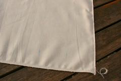 Tuto couture - bouillotte dorsale graines de lin - Etape 5
