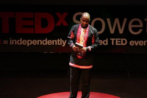 Victor Kgomoeswana | TEDxSoweto 2014