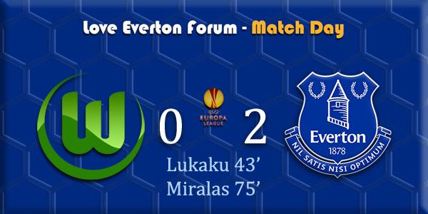 Lille v Everton banner