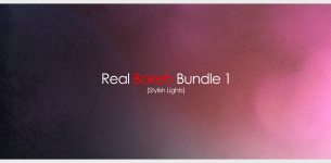 Real Bokeh Bundle 1 (Stylish Lights)