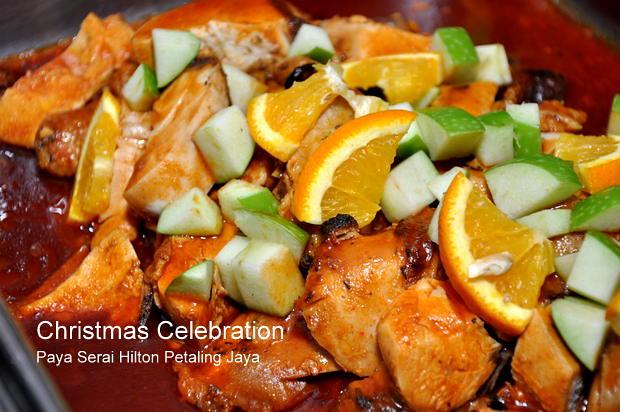 Paya Serai Hilton Petaling Jaya Christmas Celebration 8