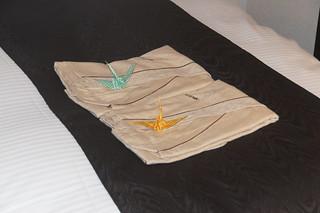 184 Kimono's met vouwwerkje