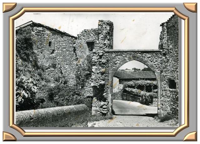 Cité médiévale de PEROUGES (Ain)