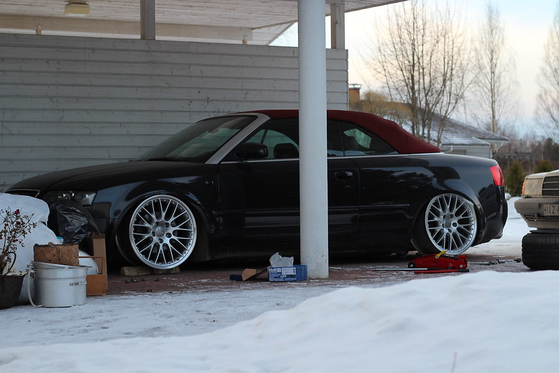 jusni: Audi A4 Bagged Bathtub - Sivu 3 15948414734_121649fbf7_c